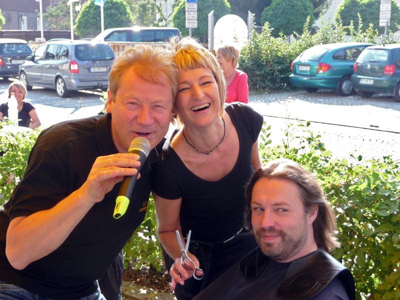 Haare schneiden für Sarajevo