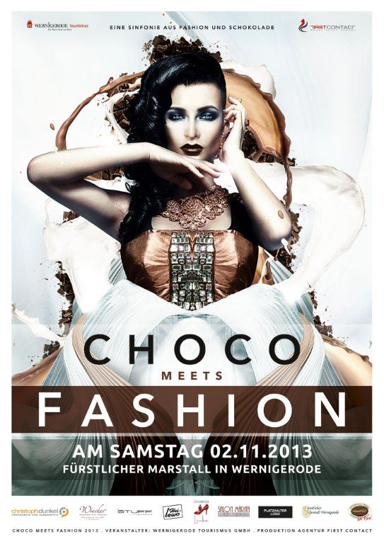 Choco meet Fashion 2013